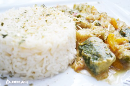 Easy Vegetarian Curry Recipe for beginners