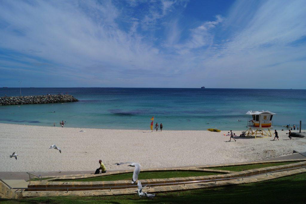 Cottelslo Beach