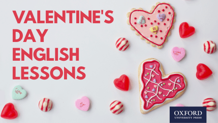 Valentine's day ELT lesson ideas