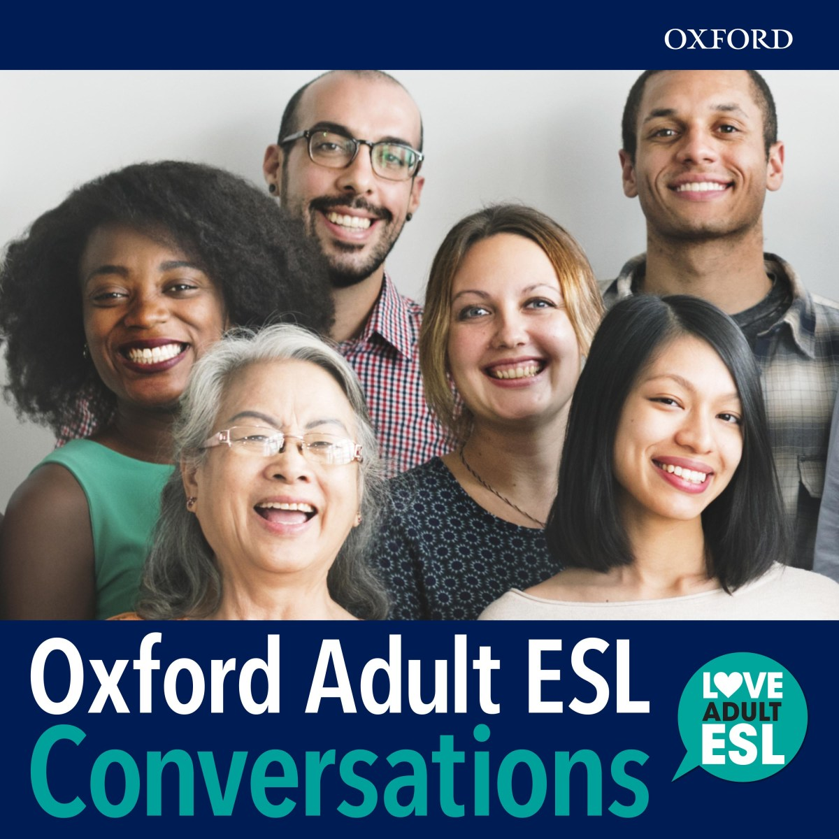 Oxford Adult ESL podcast
