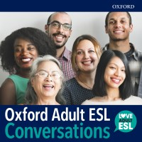 Oxford Adult ESL podcast