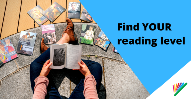 Find your reading level