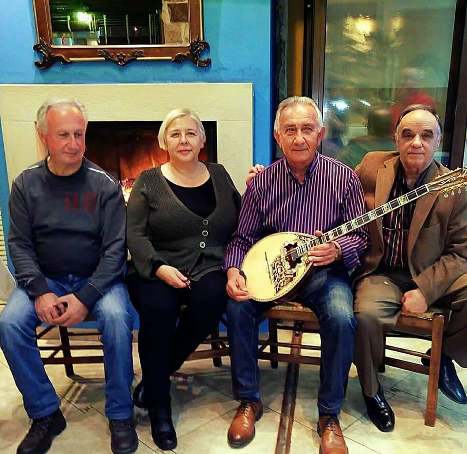 Ρεμπέτικη λαϊκή βραδιά στο «Με.ρακι» στην Κοζάνη, το Σάββατο 18 Νοεμβρίου