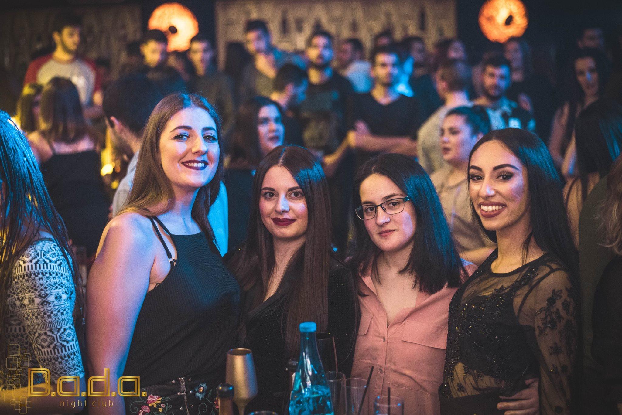 Με dance show, πυροτεχνήματα και πολύ κέφι το Ladies night party, του D.a.d.a. club στην Κοζάνη, το βράδυ της Παρασκευής 15 Δεκεμβρίου