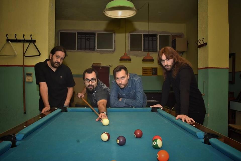 Οι The Skelters για μια μοναδική live εμφάνιση στο Σύγχρονο  Καφενέ  Κιμωλία στην Κοζάνη, την Κυριακή 28 Ιανουαρίου