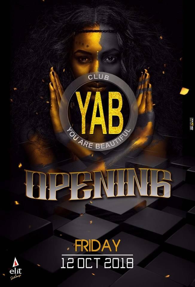 Opening του YAB club στην Φλώρινα, την Παρασκευή 12 Οκτωβρίου