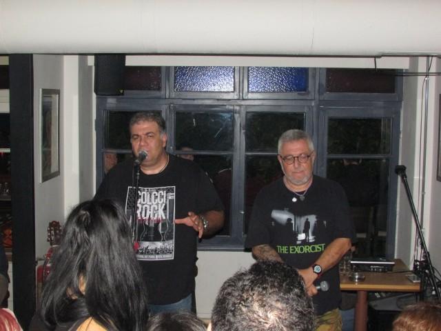 Δημήτρης Σταρόβας και  Στάθης Παναγιωτόπουλος  «χάρισαν»  μια αξέχαστη βραδιά  σε όσους βρέθηκαν στην Σουίτα «Gourmet Coffee & Speciality Drinks» στην Κοζάνη
