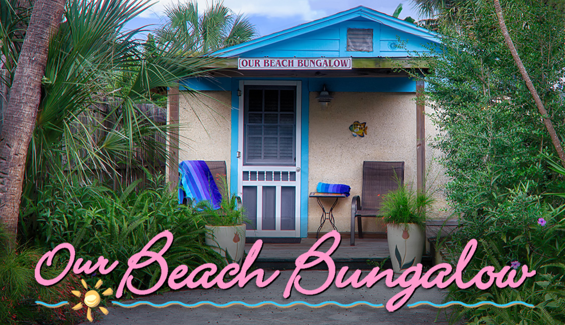 Our Beach Bungalow Exterior