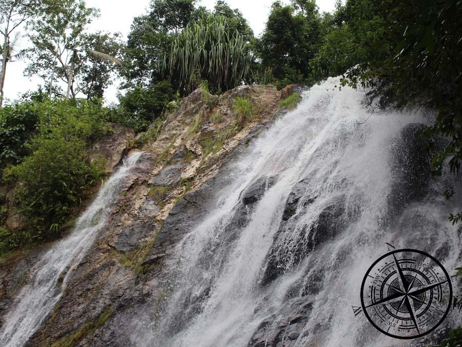 Na Moeng Waterfall (Koh Samui)