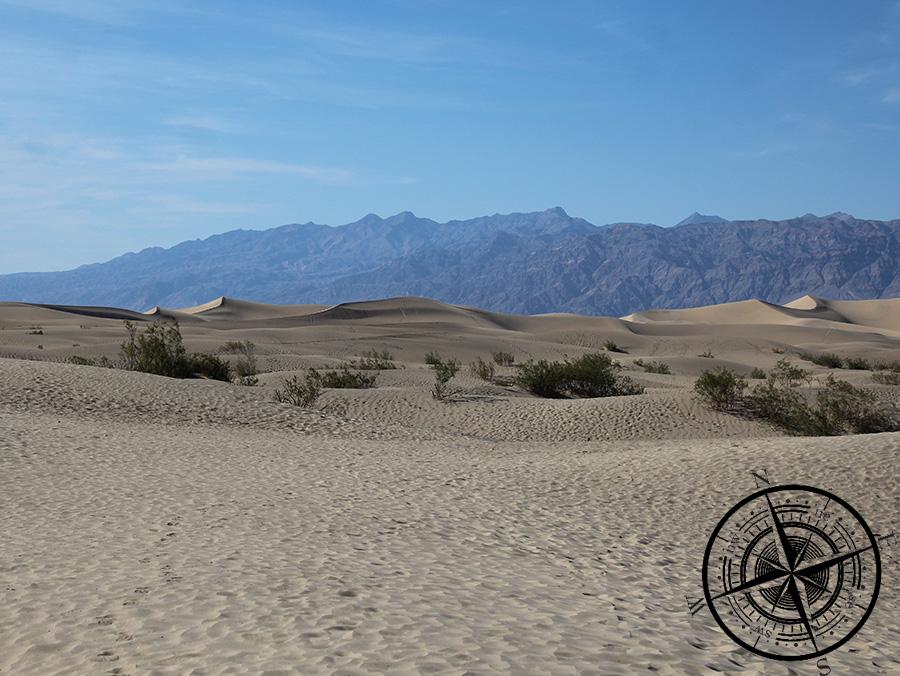 "Die ""Mesquite Flat Sanddunes"""
