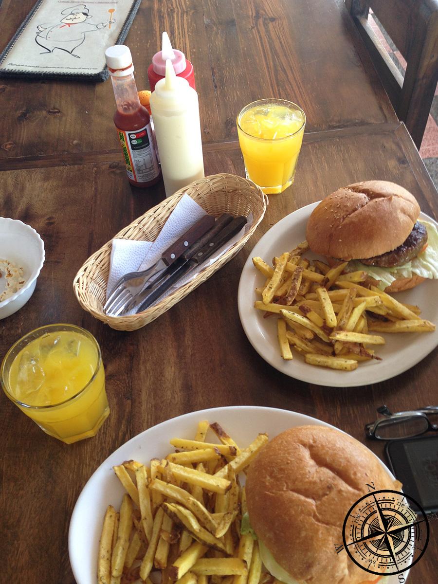 Mittagessen von heute :)
