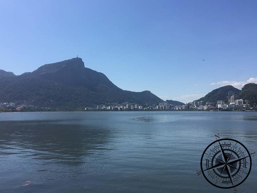 "Die Lagune ""Lagoa Rodrigo de Freitas"""