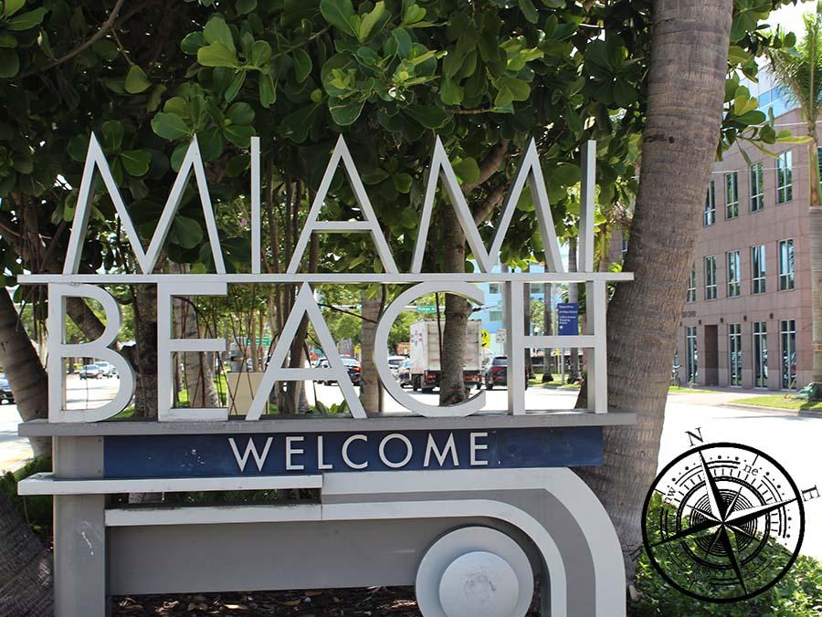 Miami Beach - Here we go!