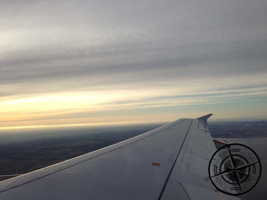 Unser letzter Flug nach Deutschland!