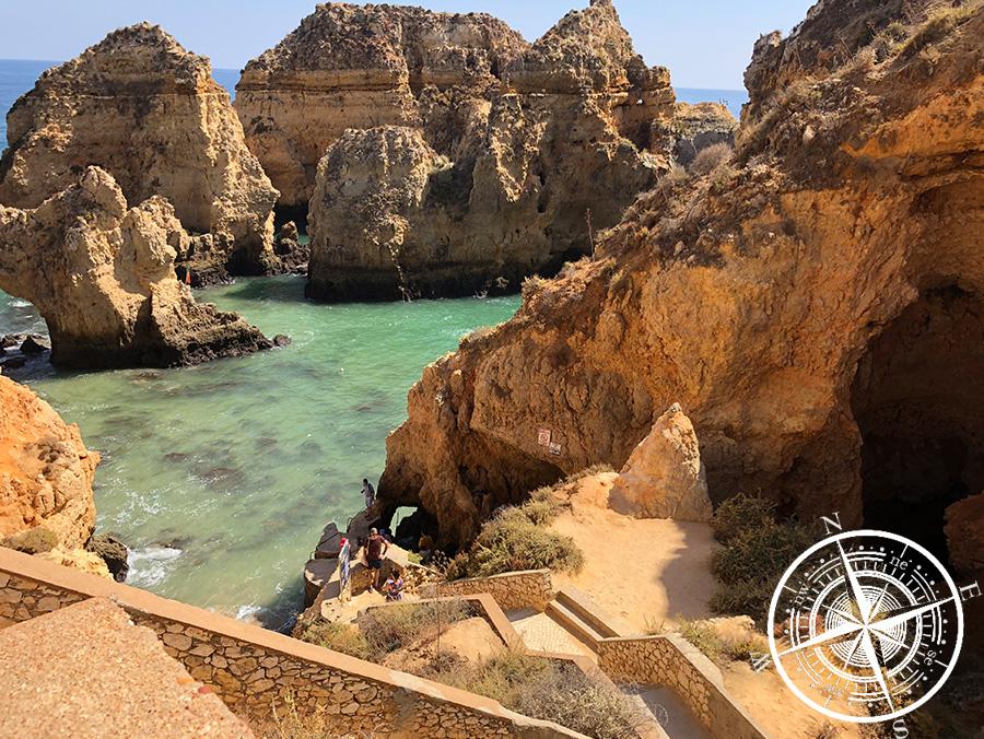 #232 – Benagil, Luz und das Salema Ecocamp (Portugal Trip)