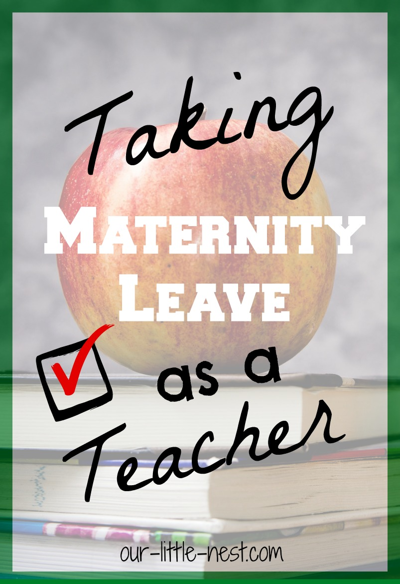 taking-maternity-leave-teacher