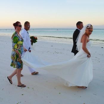 Hochzeit auf Zanzibar