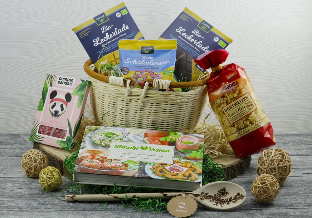 Gewinne eine Vegane Ostern Box