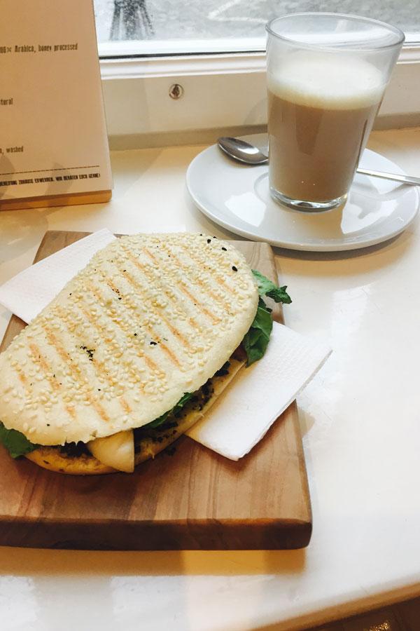 Caffe Coffifee in Stralsund