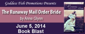 The Runaway Mail Order Bride Banner