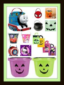 50 Affordable Halloween Trick-Or-Treat Buckets & Bags