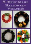8 Must Make Wreaths For Halloween: Simple, Creative, & Scary!