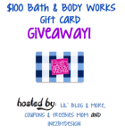 Bath and Body Works $100 Event