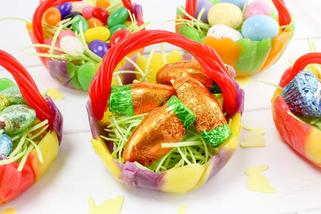 Easter Candy Bowl