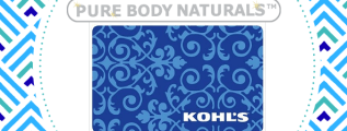 $100 Kohl's Gift Card Giveaway