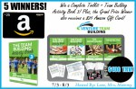 Venture Team Building Prize Pack + Amazon Gift Card! $400 TRV Giveaway! (5 Winners)