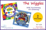 A Wiggles Prize Pack Giveaway (2 Winners)
