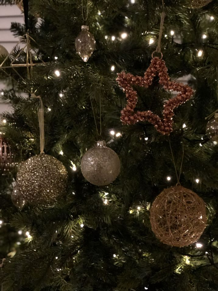 Beautiful M&S Baubles