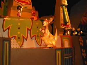 Aussie Its a Small World