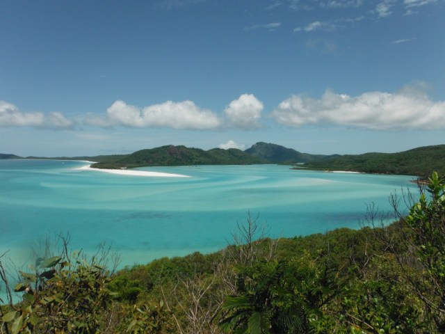 Whitehaven Beach - could look at it all day!