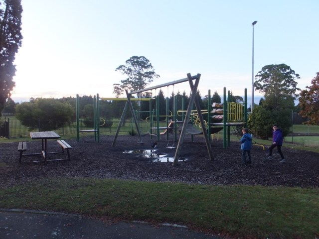 Kids playground - Tamar Valley Resort