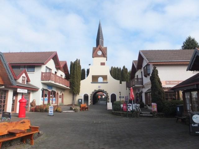 The Tamar Valley Resort Shopping Precinct!