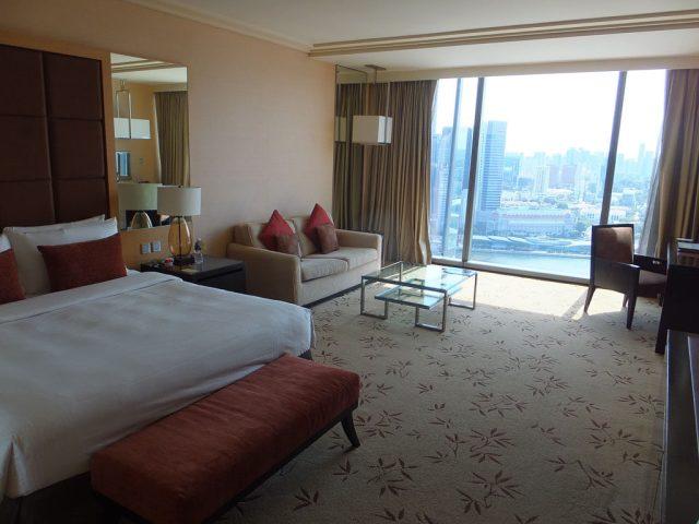 Premium City View Room, Marina Bay Sands