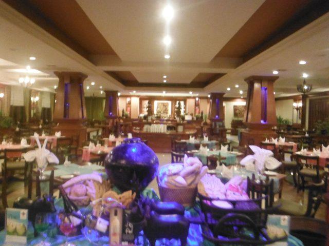 The restaurant, Prince d'Angkor Hotel & Spa