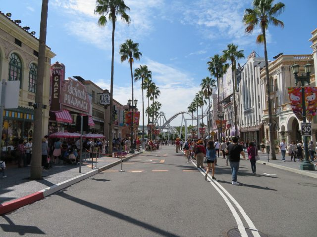 Hollywood Universal Studios Japan