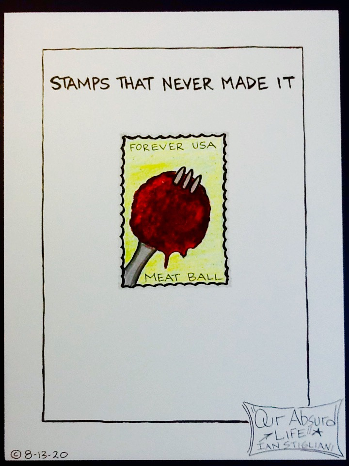 Rejected Stamps 1