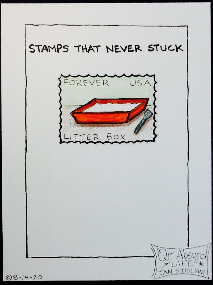 Rejected Stamps 2