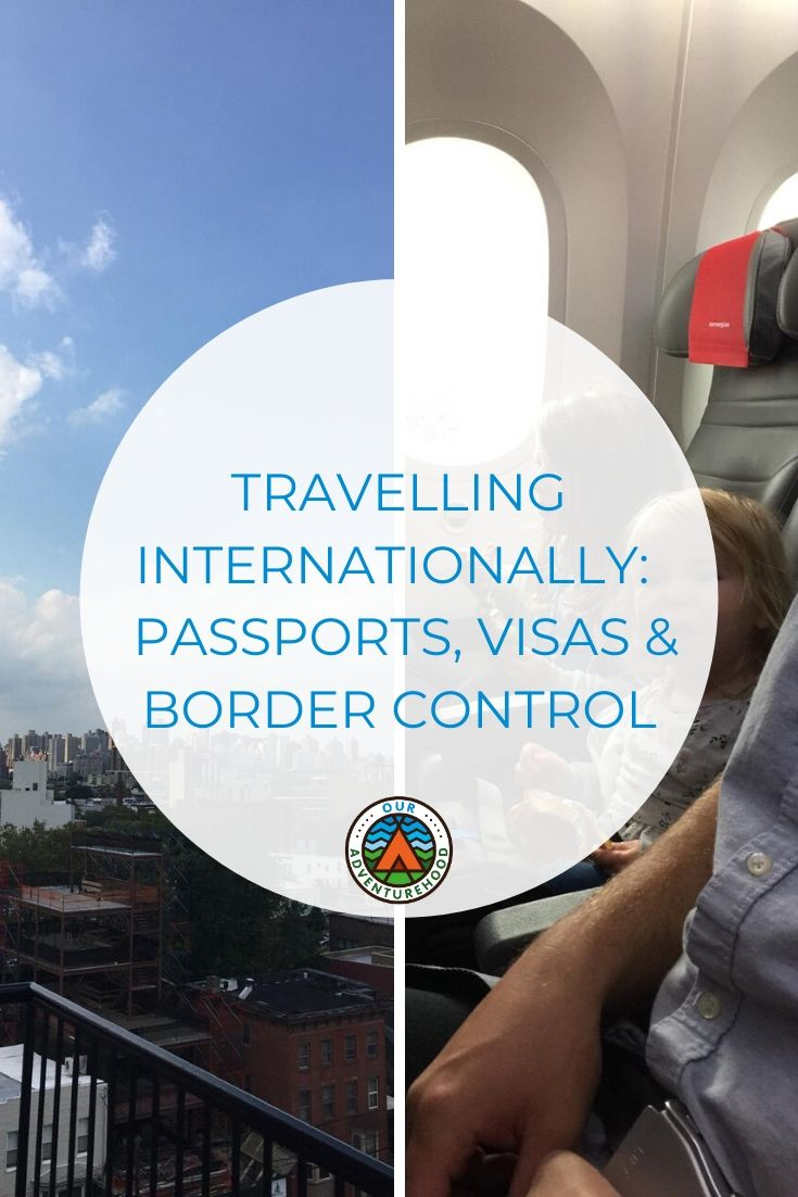 There is a lot to think about when you are planning a trip around the world.  But passports and visas definitely need lots of planning.  Make sure that you have everything ready before you get to border control.