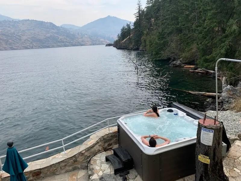 best hot tub in washington state