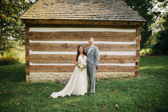 Halie & Daniel Louisville Wedding-39