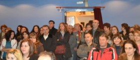 Κοπή πίτας υπαλλήλων Δήμου Αγρινίου και Νομικών του Προσώπων (2)