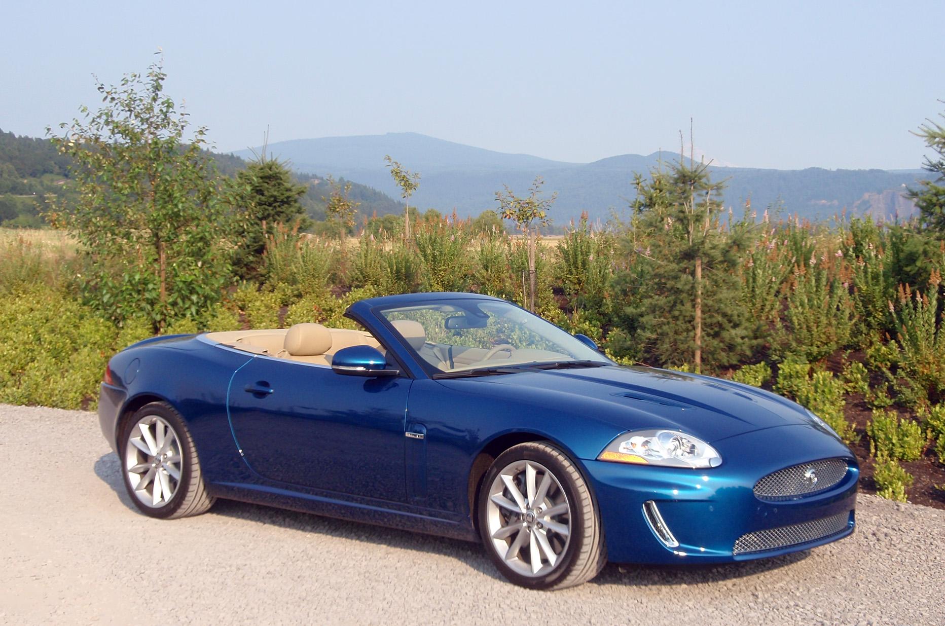 xk convertible jaguar wallpaper