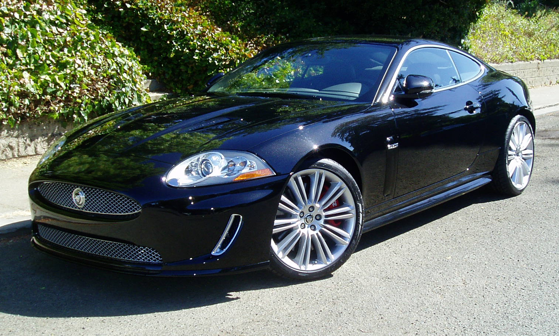 The XKR Coupe Is Beautiful And Stunningly Elegant In Its Design Form U2013  Perhaps More So Than Its Convertible Counterpart, But I Still Prefer  Open Air ...