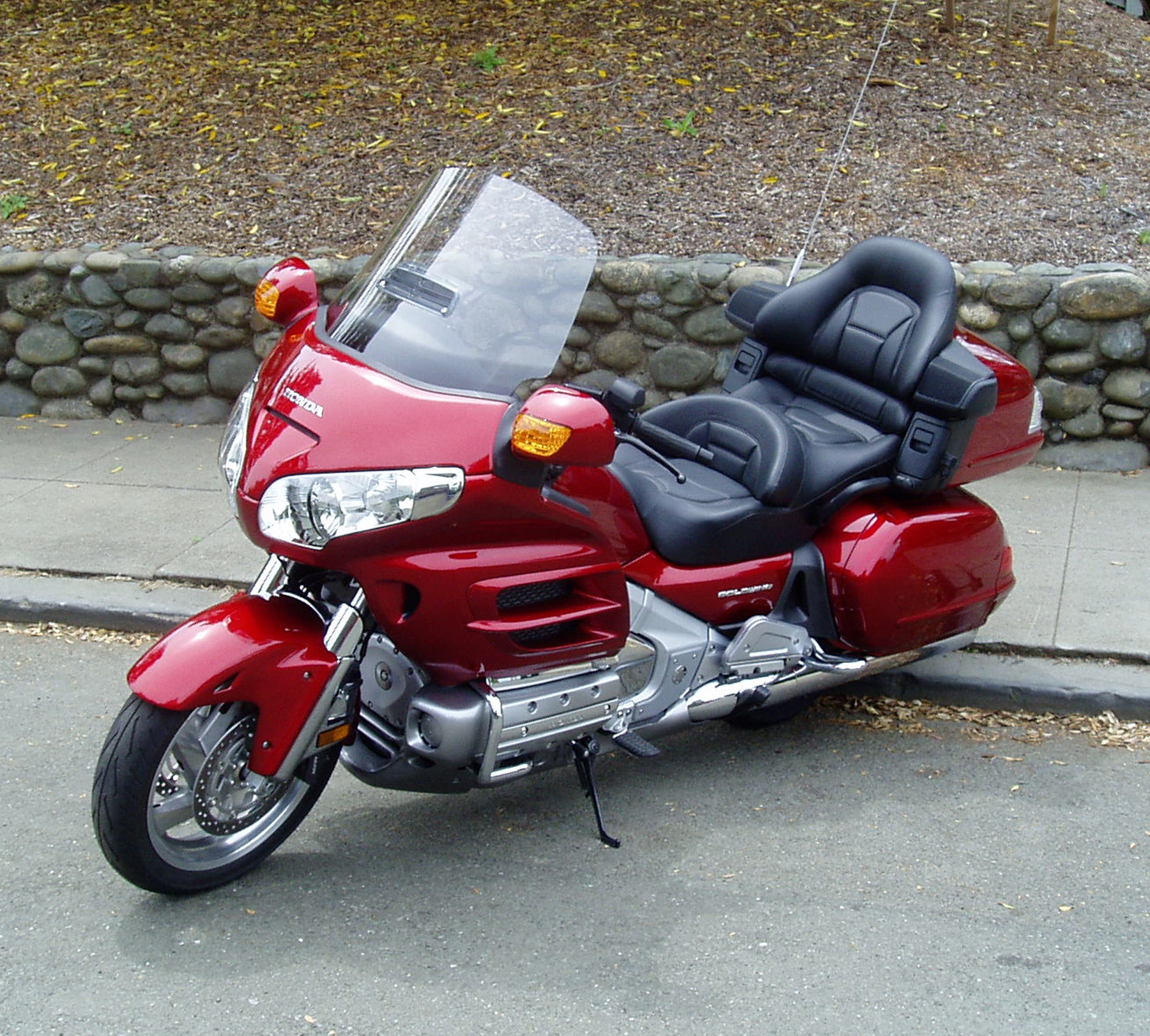 Test Ride 2010 Honda Gold Wing 1800 Abs Our Auto Expert