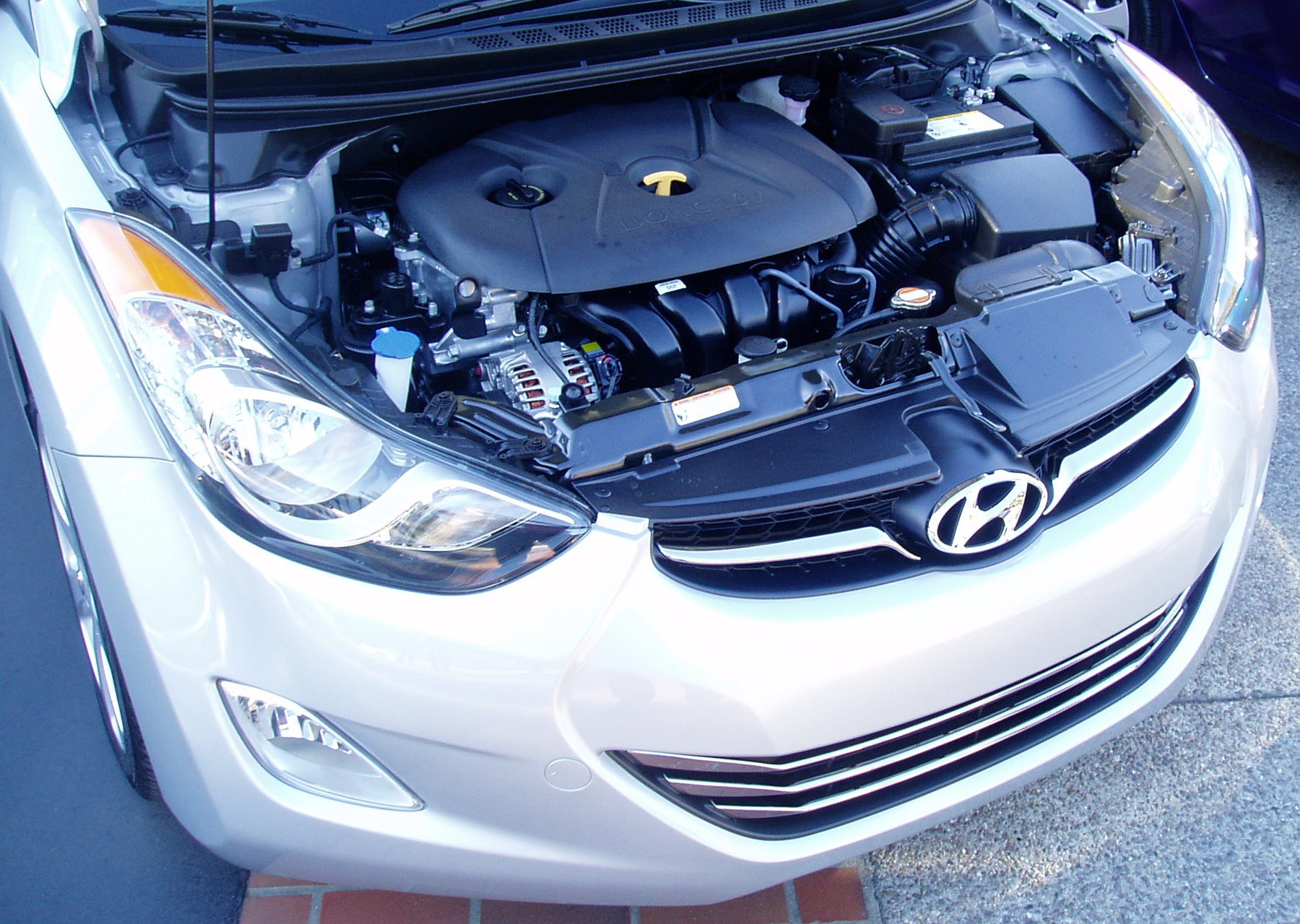 Test Drive: 2011 Hyundai Elantra – Our Auto Expert