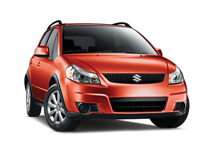 test drive suzuki sx4 awd crossover our auto expert. Black Bedroom Furniture Sets. Home Design Ideas
